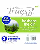 Hamilton Beach TrueAir Replacement Green Meadow Scent Refills
