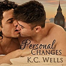Personal Changes Audiobook by K.C. Wells Narrated by Cornell Collins