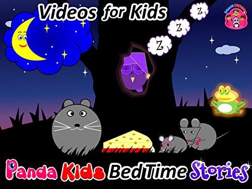 Panda Kids Bedtime Stories - Season 1