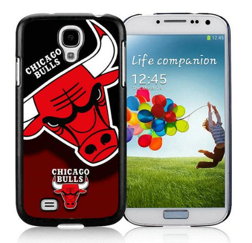 Designer Samsung Galaxy S4 Case NBA Chicago Bulls Phone Protective Case Mate at Amazon.com