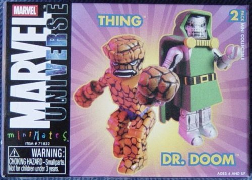Thing & Dr. Doom