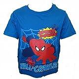 Spiderman T-shirt Jungen im Alter von 18 Monaten - 8 Jahre verfügbar