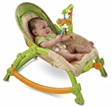 Fisher-Price Newborn-to-Toddler Portable Rocker Kids, Infant, Child, Baby Products
