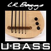 LR BAGGS / KALA Active PreAmp, Pickup, Knobs, for U-BASS