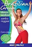 The Brazilian Carnival Dance Workout - Samba Reggae, with Quenia Ribeiro: Samba fitness classes, Brazilian samba instruction