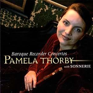 Baroque Recorder Concertos