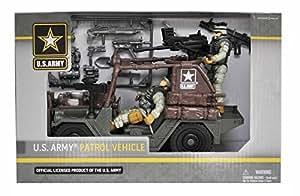 United States Army United States Army Urban Patrol Playset