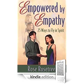 empath, skilled empath, Rose Rosetree, empowered by empathy