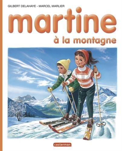 Livres Francais En Ligne Martine A La Montagne