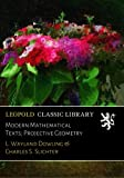 img - for Modern Mathematical Texts; Projective Geometry book / textbook / text book