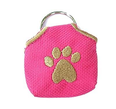 Peace Tag (Pink) Dog Tag Silencer