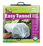 Tierra Garden 50-5010 Haxnicks Easy Fleece Tunnel, Giant