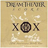 Score: 20th Anniversary World Tour - Live With the Octavarium Orchestra [3CD Set]by Dream Theater