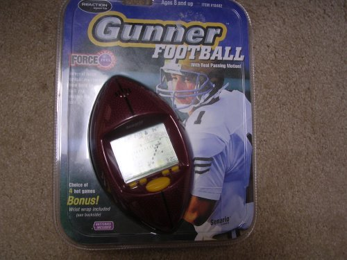 Gunner Football Force Feel Reaction Sports