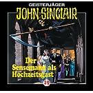 John Sinclair 19: Der Sensemann als Hochzeitsgast
