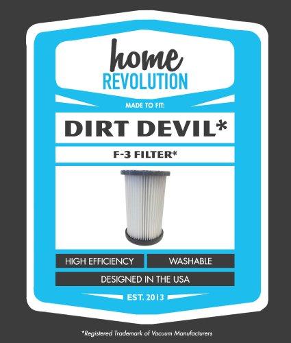 Dirt Devil Breeze Vacuum front-637249