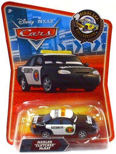 Disney / Pixar CARS Movie Exclusive 155 Die Cast Car Final Lap Series Marlon Clutches McKay