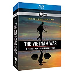 The Vietnam War: A Film by Ken Burns and Lynn Novick [Blu-ray]