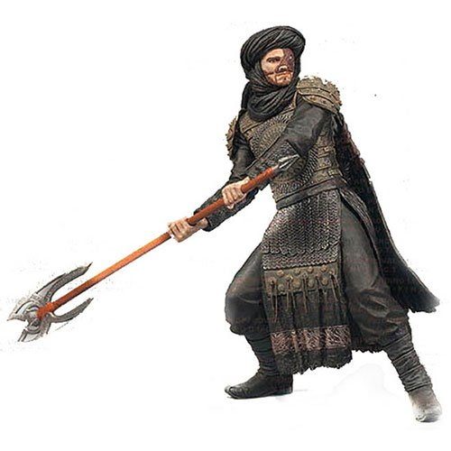 Prince Of Persia Deluxe Ghazab Action Figure - 1