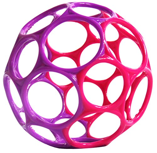 Rhino Toys Oball Original - Pink/Purple