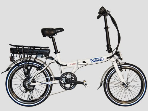 Bicicleta electrica plegable Folder
