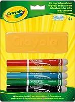 Crayola - Loisir Créatif - Crayola - Ardoises Magiques - Kit Pour Tableau Blanc