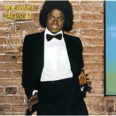 マイケル・ジャクソン_オフ・ザ・ウォール_音楽CD