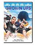 Grown Ups [DVD] [2010] [Region 1] [US Import] [NTSC]
