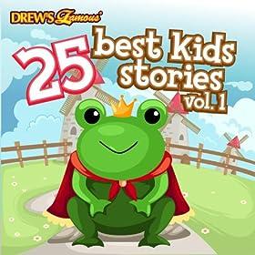 25 Best Kids Stories, Vol. 1