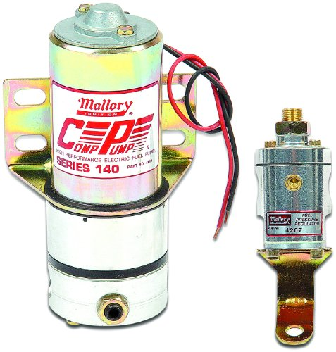 Mallory 4140 High Performance Electric Fuel Pump