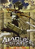 Ataque A Los Titanes - Volumen 1 [DVD] en Castellano