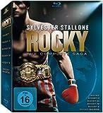 Rocky 1-6 - The Complete Saga [Blu-ray]