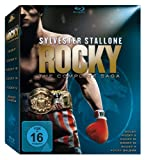 DVD - Rocky 1-6 - The Complete Saga [Blu-ray]
