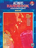 img - for Jazz Singer's Handbook: The Artistry and Mastery of Singing Jazz (Book & CD) by Michele Weir (2005) Paperback book / textbook / text book