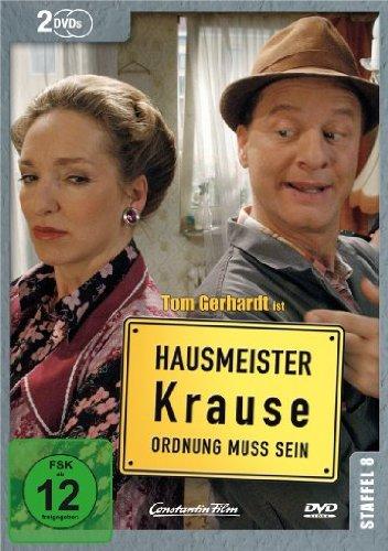 Hausmeister Krause - Ordnung muss sein, Staffel 8 [2 DVDs]