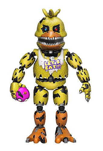 "FNAF 30 086,3 cm Nightmare Chica ""Action Figure"