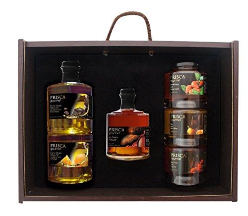 cesta-gourmet-aceite-de-oliva-naranja-e-aceite-de-oliva-con-chocolate-vinagre-de-vino-tinto-mermelad