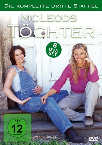 McLeods Töchter - Staffel 3 [8 DVDs]