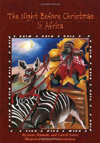 Night Before Christmas in Africa, The (Night Before Christmas Series)