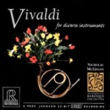 Vivaldi for diverse instruments / PBO · McGegan