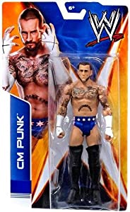 WWE Basic Series CM Punk Figure