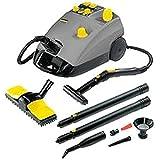 STEAM CLEANER DE 4002 240V Tools Cleaner - STEAM CLEANER, DE 4002, 240V, External Width: 305mm, Height: 265mm, Lead Length: 7.5m, Length: 480mm, Power Rating: 2250W, Supply Voltage V AC: 230V, Weight: 7.5kg