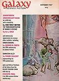 Galaxy Magazine, October 1967 (Vol. 26, No. 1) (0185067107) by Roger Zelazny