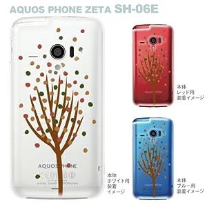 【クリックで詳細表示】【docomo】スマートフォンカバー for AQUOS PHONE ZETA SH-06E【スケルトン(風景柄D)】【50-sh06e-tb0075】