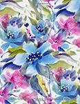 Beautiful Watercolor Flowers 2016 Mon...