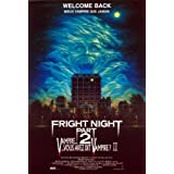 Fright Night Part II Poster Movie Belgian 11 x 17 In - 28cm x 44cmby Pop Culture Graphics