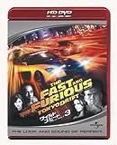 ワイルド・スピード×3 TOKYO DRIFT HD DVD