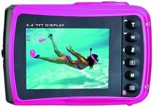 Easypix - W 1024-I Splash - Appareils Photo Numériques 10 Mpix - Rose