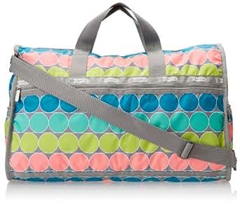 LeSportsac Large Weekender Handbag,Electro,One Size