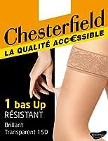Chesterfield 1 paire de bas Up Résistant - Bas - Uni - Femme